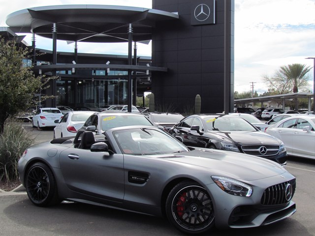 Used 2019 Mercedes-Benz AMG GT C