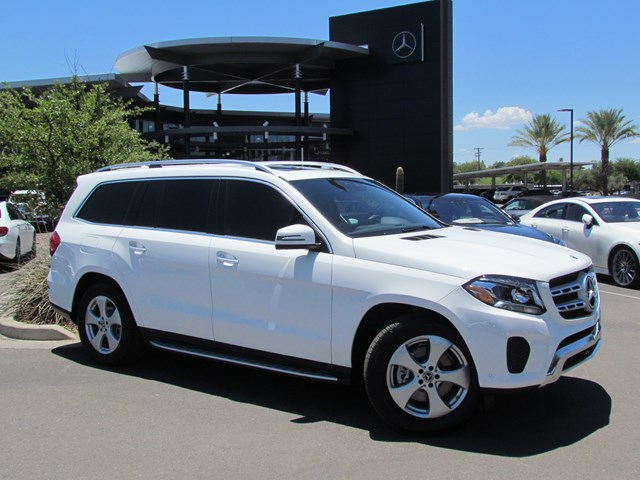 Certified Pre-Owned 2019 Mercedes-Benz GLS 450