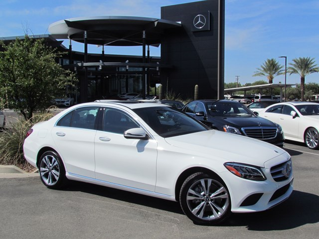 Used 2019 Mercedes-Benz C-Class C 300 4MATIC