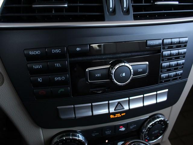 2012 Mercedes-Benz C-Class C 250 Sport
