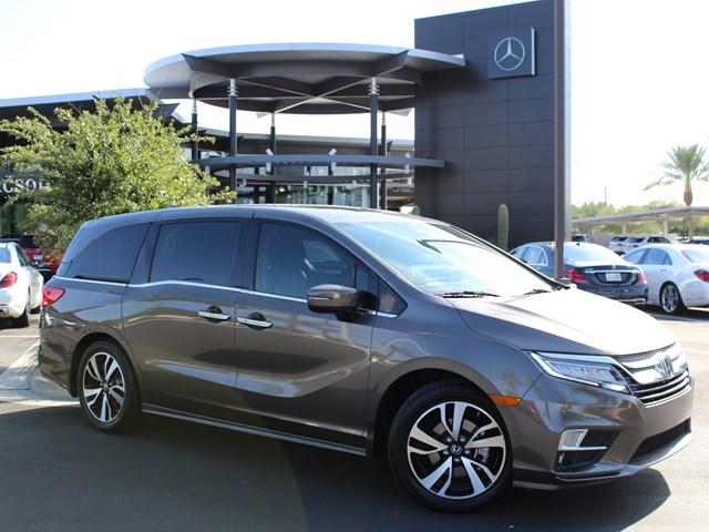 Used 2018 Honda Odyssey Elite