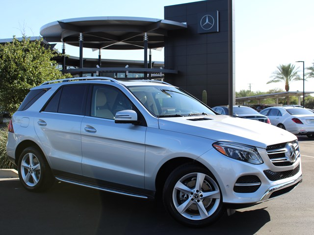 Used 2018 Mercedes-Benz GLE 350