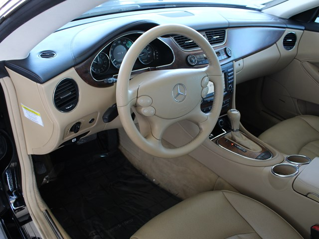 Used 2006 Mercedes-Benz CLS-Class CLS 500