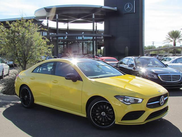 Used 2020 Mercedes-Benz CLA 250