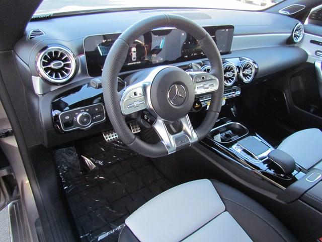 2020 Mercedes-Benz CLA 35 AMG