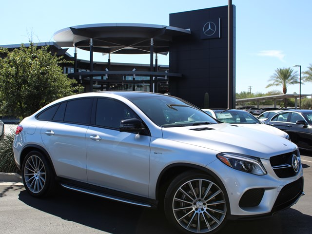 Certified Pre-Owned 2018 Mercedes-Benz GLE AMG 43