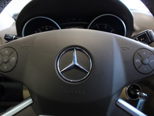 2009 Mercedes-Benz M-Class ML 350 4MATIC