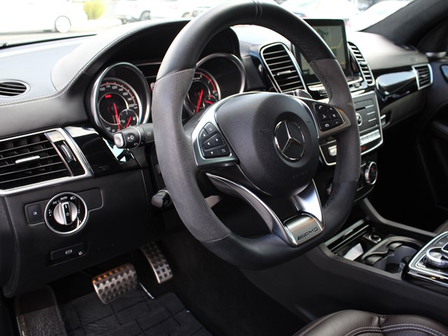 2018 Mercedes-Benz AMG GLE 63 S