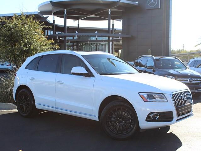 Used 2016 Audi Q5 2.0T quattro Premium