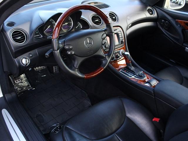 2003 Mercedes-Benz SL-Class SL 500