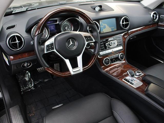 2014 Mercedes-Benz SL-Class SL 550
