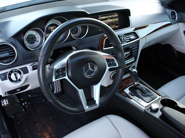 2013 Mercedes-Benz C-Class C 250 Sport