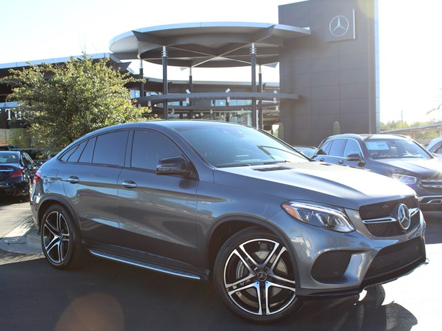 Certified Pre-Owned 2019 Mercedes-Benz GLE AMG 43 Coupe