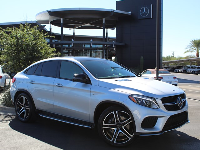 Used 2017 Mercedes-Benz GLE AMG 43