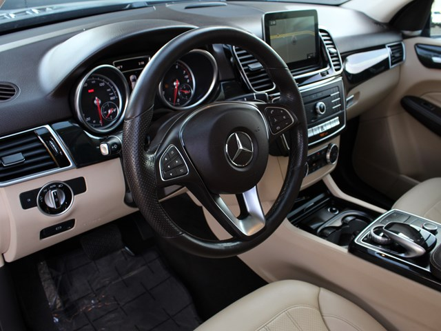 Certified Pre-Owned 2017 Mercedes-Benz GLE 350 4MATIC
