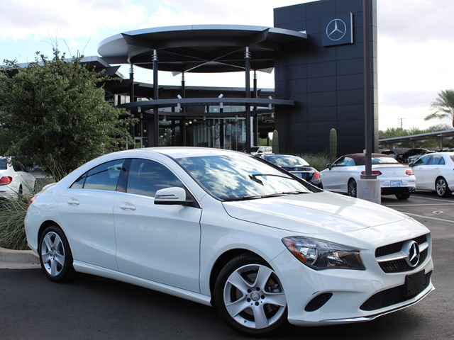 Certified Pre-Owned 2017 Mercedes-Benz CLA 250