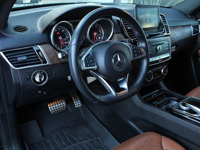 2017 Mercedes-Benz GLE AMG 43