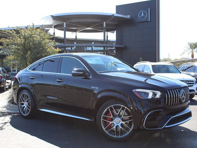2021 Mercedes-Benz AMG GLE 63 S 4MATIC SUV