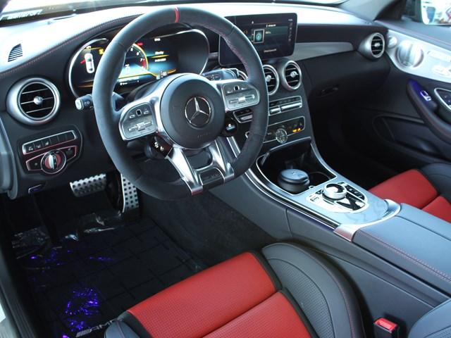 2021 Mercedes-Benz C-Class AMG C 63 Coupe