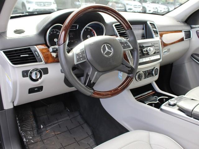2013 Mercedes-Benz GL-Class GL 550 4MATIC