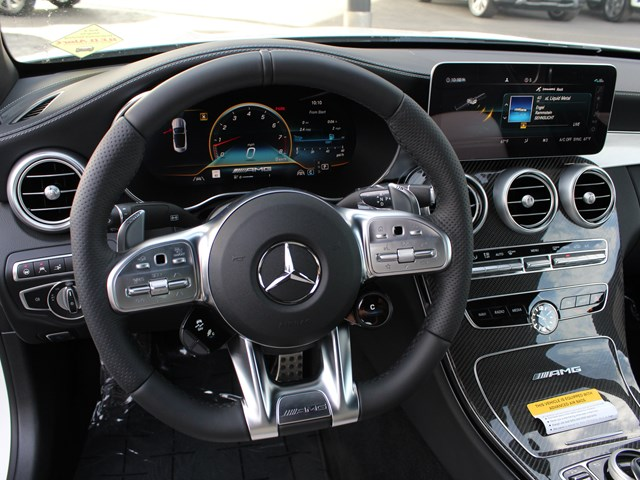 2021 Mercedes-Benz C-Class AMG C 63 S Cabriolet