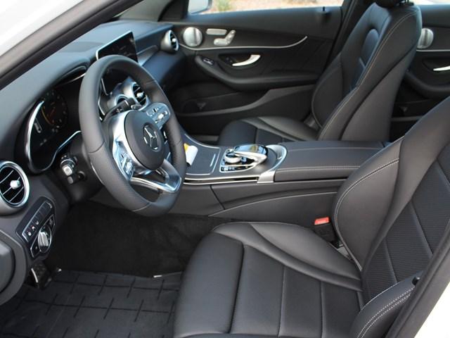 2021 Mercedes-Benz C-Class C 300 Sedan