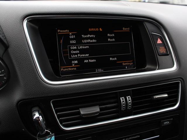 2016 Audi SQ5 3.0T quattro Prem Plus