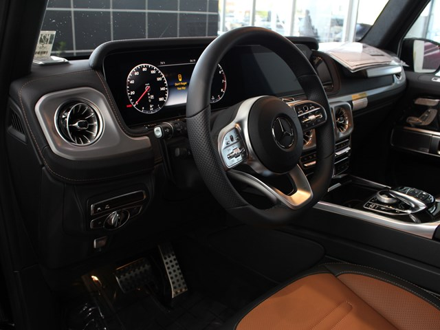 2021 Mercedes-Benz G-Class G 550 4MATIC SUV