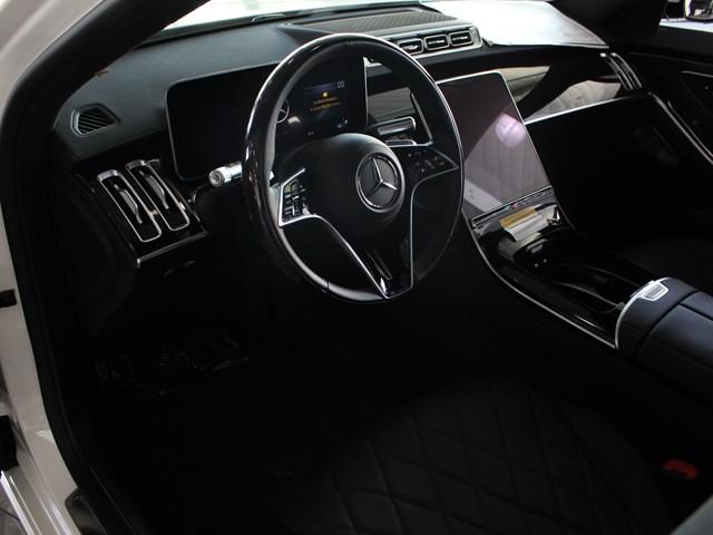 2021 Mercedes-Benz S-Class S 580 4MATIC Sedan