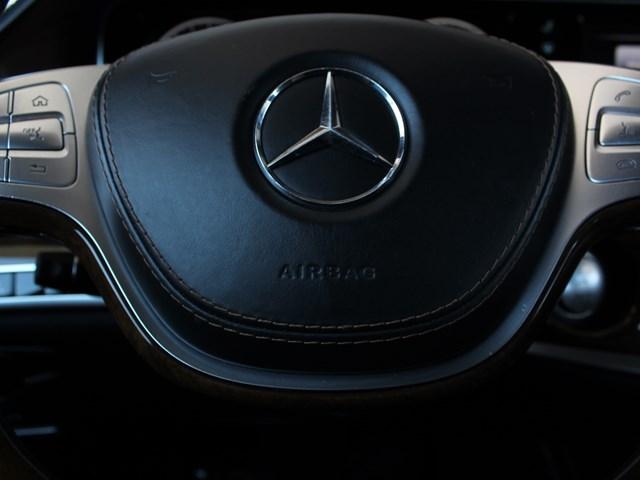 2017 Mercedes-Benz S-Class S 550