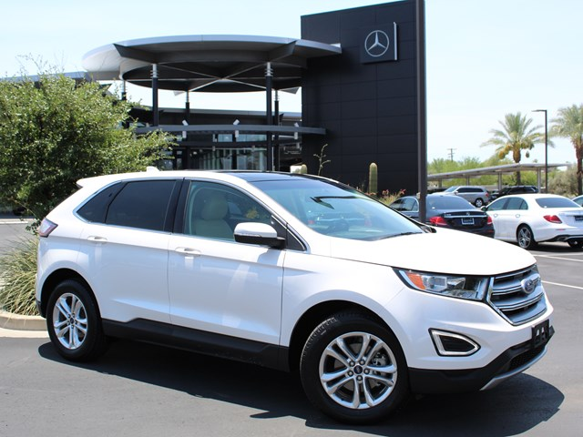 Used 2017 Ford Edge SEL