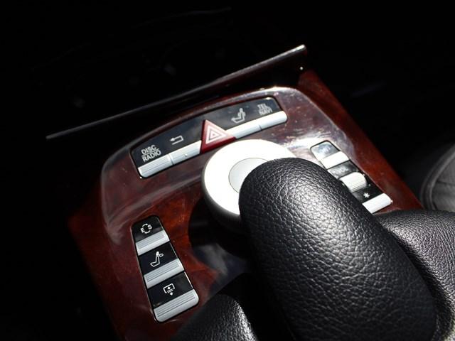 2012 Mercedes-Benz S-Class S 550 4MATIC®