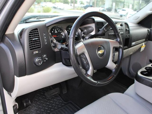 2011 Chevrolet Silverado 1500 LT Crew Cab