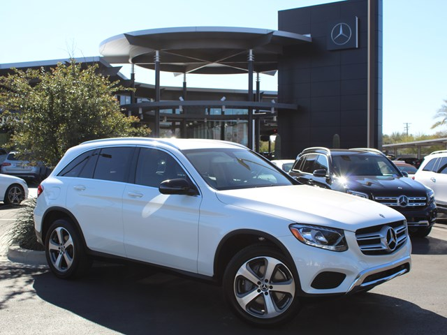 2018 Mercedes-Benz GLC 300 4MATIC