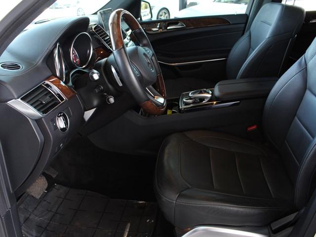 2018 Mercedes-Benz GLS-Class GLS 550