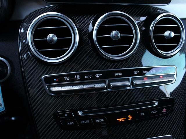 2018 Mercedes-Benz GLC-Class GLC 63 AMG
