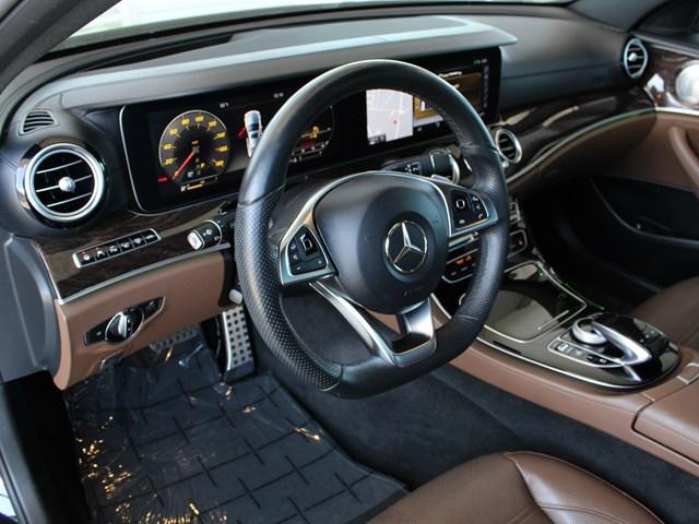 2017 Mercedes-Benz E-Class E 43 AMG