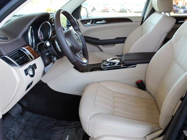 2018 Mercedes-Benz GLS-Class GLS 450