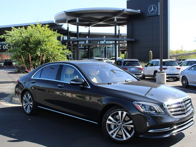 Used 2018 Mercedes-Benz S-Class S 560