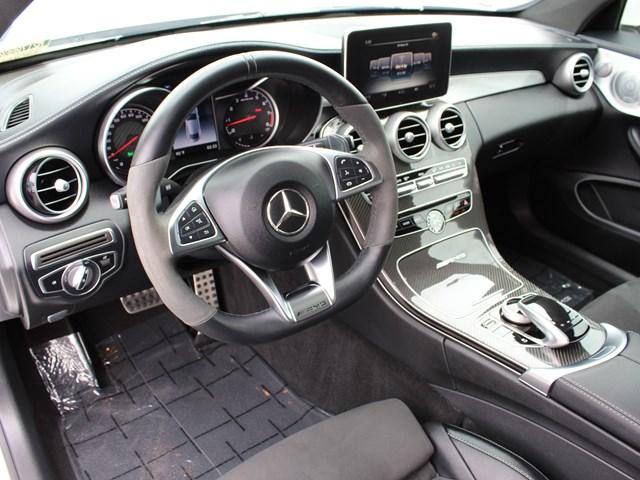 2018 Mercedes-Benz C-Class AMG C 63