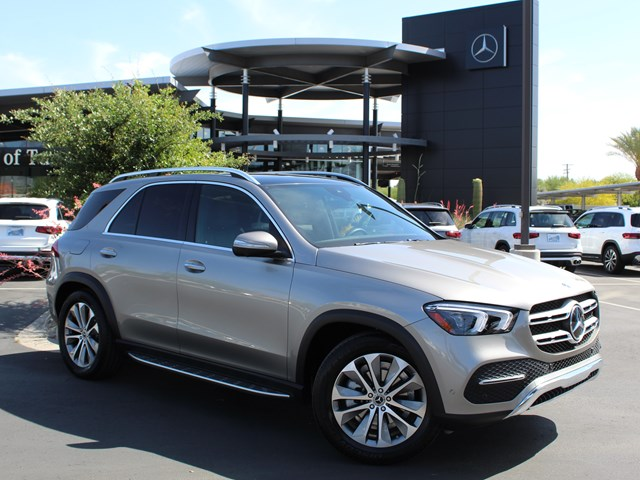 Certified Pre-Owned 2020 Mercedes-Benz GLE-Class GLE 350 4MATIC
