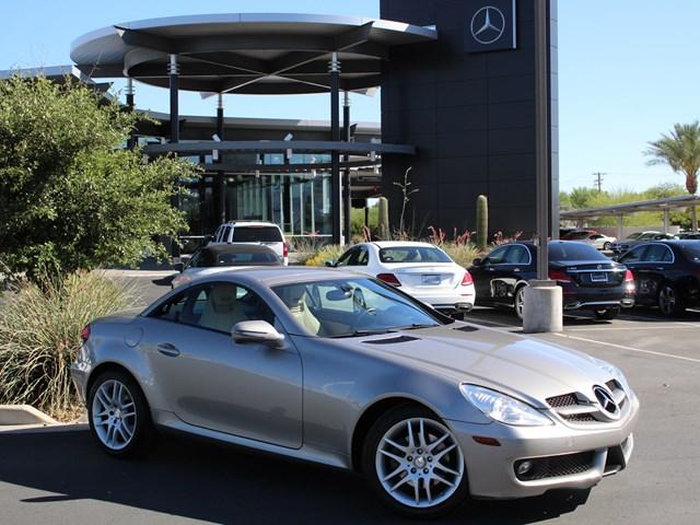 2009 Mercedes-Benz SLK 300