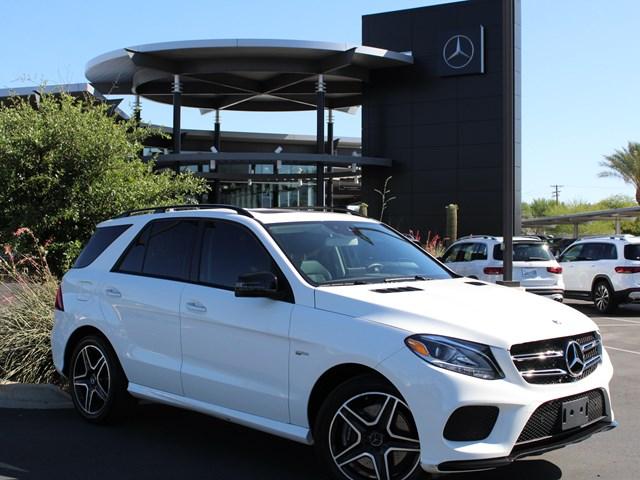 2018 Mercedes-Benz GLE-Class