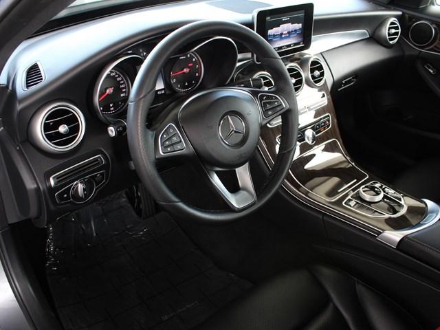 Used 2018 Mercedes-Benz C-Class C 300 4MATIC