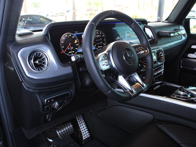 Certified Pre-Owned 2020 Mercedes-Benz G-Class AMG G 63