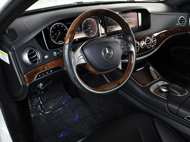 Used 2014 Mercedes-Benz S-Class S 550