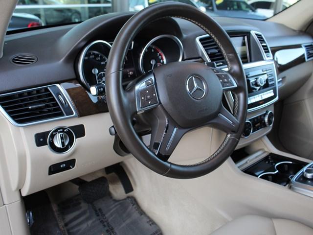 2015 Mercedes-Benz M-Class ML 350 4MATIC®