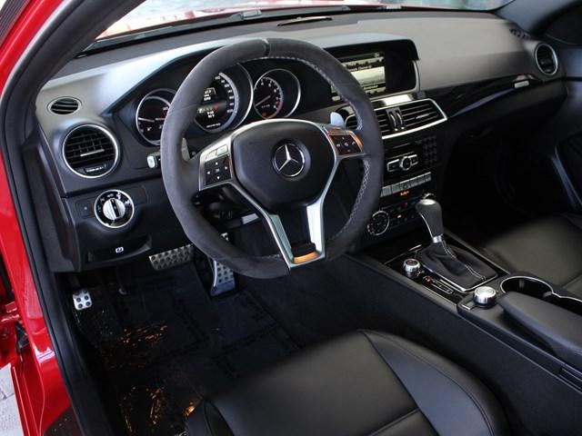 2015 Mercedes-Benz C-Class C 63 AMG Edition 507
