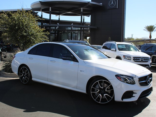 Certified Pre-Owned 2017 Mercedes-Benz E-Class E 43 AMG