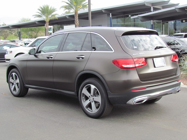 2016 Mercedes-Benz GLC-Class GLC 300 – Stock #MC160030